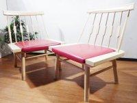 【送料無料】 ヴィンテージ スポーク  ローチェア カフェチェア 椅子 イス 北欧 在庫2脚