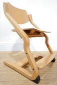 画像4: 【 送料無料 】 北欧モダン 成長に合わせて寄り添う椅子 KOSUGA 学習椅子 デスクチェア ダイニングチェア 書斎椅子 (2)