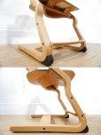 画像12: 【 送料無料 】 北欧モダン 成長に合わせて寄り添う椅子 KOSUGA 学習椅子 デスクチェア ダイニングチェア 書斎椅子 (2)